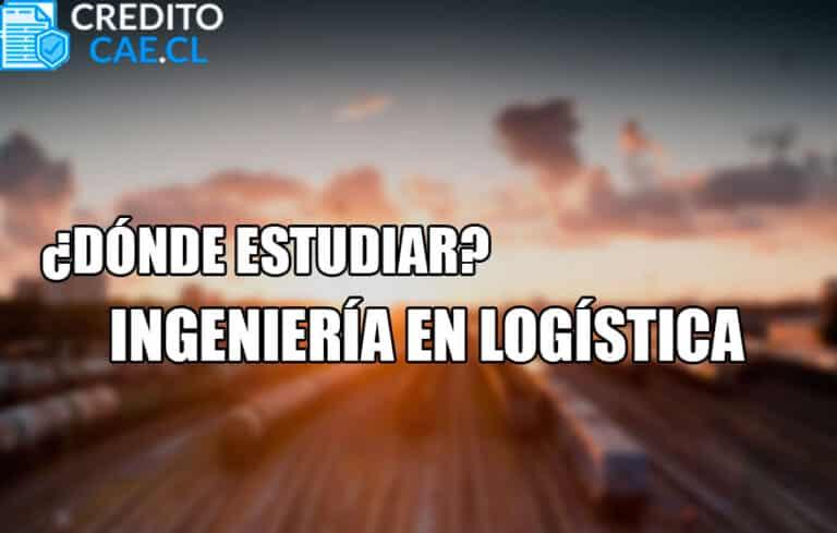 donde estudiar ingeniería en logística