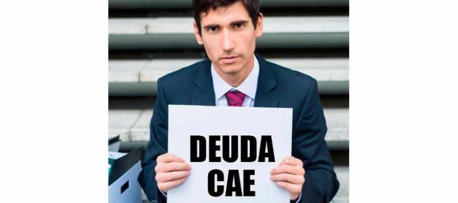 DEUDA CAE